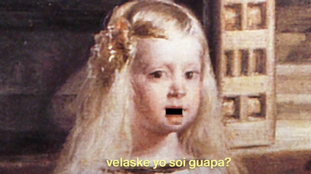 """¿Qué Hubiera Pensado Diego Velázquez Sobre El Trap """"Velaske Yo Soi Guapa""""? Reflexión Sobre Transformación, Parodia E Integridad."""